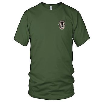 US Army - 3: e Special Forces Group Crest öknen broderad Patch - Mens T Shirt