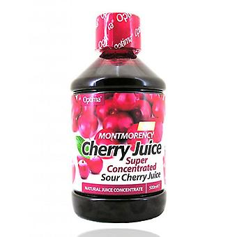 Optima Health & Nutrition, Montmorency Cherry Juice, 500ml