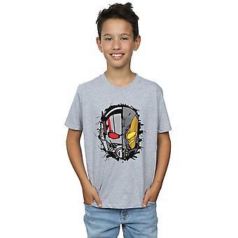 Wonder Boys Ant-Man Split helm T-Shirt