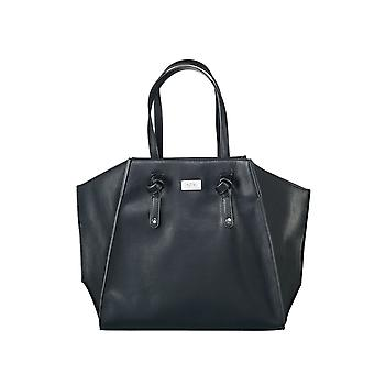Isoki Easy Access Tote - Toorak Black