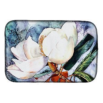Carolines Treasures  8701DDM Magnolia Dish Drying Mat