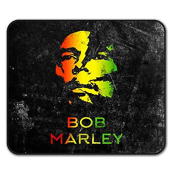 Marley Legend Weed  Non-Slip Mouse Mat Pad 24cm x 20cm | Wellcoda