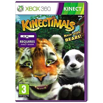 Kinectimals--Now With Bears! - Kinect Compatible (Xbox 360) - New