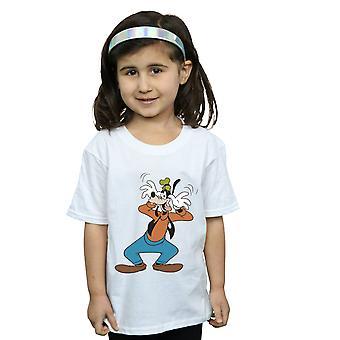 Disney Goofy verrückte T-Shirt für Mädchen