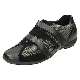 Doamnelor Bamboo kilt smart casual pantof