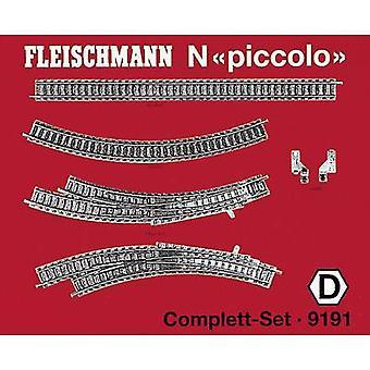 9191 N Fleischmann Piccolo (sis. Track Bed)-laajennus sarja