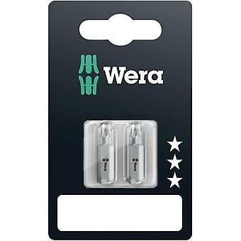 Wera 867/1 Z SB SiS Torx bit T 25 Tool steel alloyed, hardened D 6.3 2 pc(s)