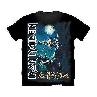 Paura di t-shirt Iron Maiden dello spirito albero scuro
