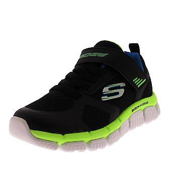 Kids Boys Skechers Skech Flex 2.0 Swift Cushioned Memory Foam Sneakers