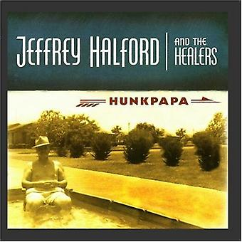 Jeffrey Halford & the Healers - Hunkpapa [CD] USA import