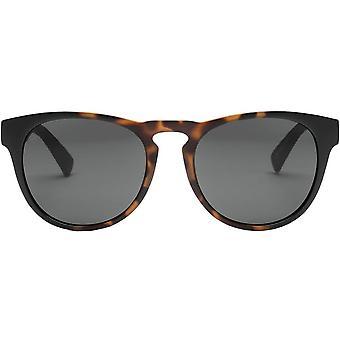 Elektrisk California Nashville XL solbriller - Burst Tortoise skall/Ohm grå