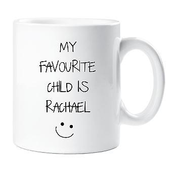 طفلي المفضل هو القدح