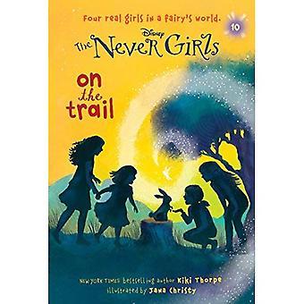 Jamais Girls #10: sur la piste (Disney: les filles jamais) (Stepping Pierre Book(tm))