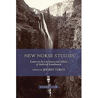 New Norse Studies: Essays on the Literature and Culture of Medieval Scandinavia (Islandica)
