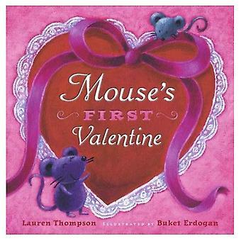 Première Saint-Valentin de souris (carnet classique)