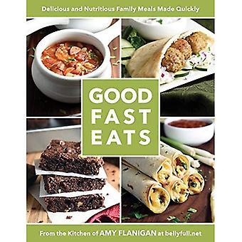 Hyvä nopea syömään