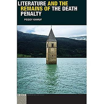 La littérature et le reste de la peine de mort (idiome: inventer la théorie d'écriture)