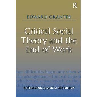 批判的社会理論と作業者・ エドワードの終わり