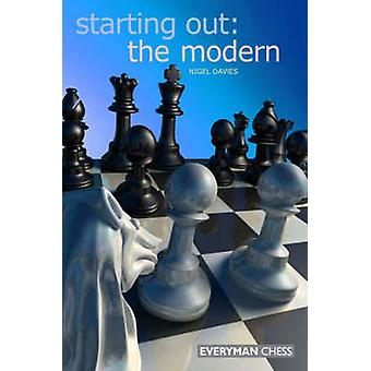 Starting Out The Modern by Davies & Nigel