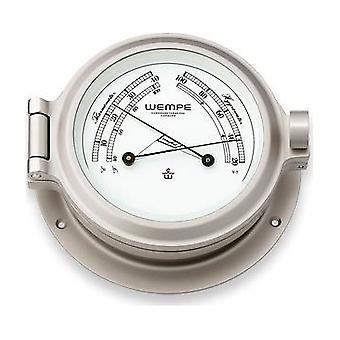 Wempe chronometer works nautical portholes Comfortmeter CW130003