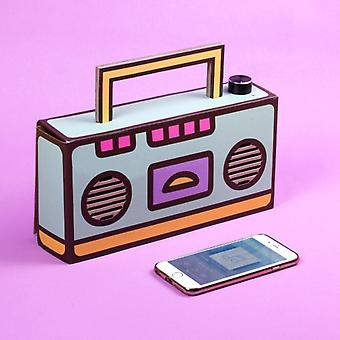 Pusheen Build Your Own Wireless Boombox Speaker