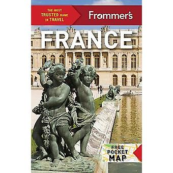 Frommer's France by Frommer's France - 9781628873986 Book