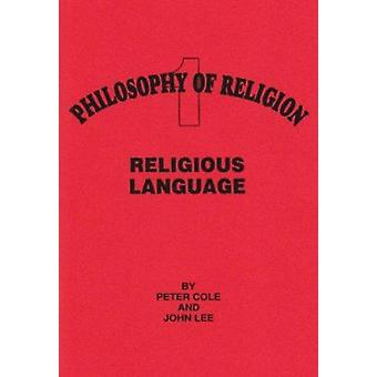 Religious Language by Peter Cole - John Lee - 9781898653059 Book