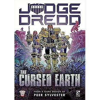 Judge Dredd the Cursed Earth Card Game
