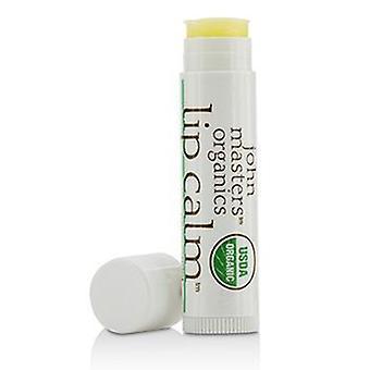 John Masters Organics Lip Calm - Peppermint - 4g/0.15oz