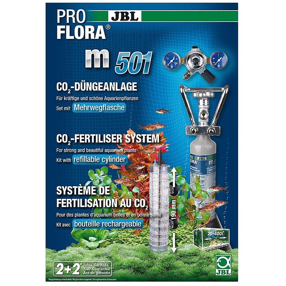 Jbl ProFlora M501 CO2 System