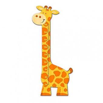Weizenkorn Wachstumsmesser Giraffeholz