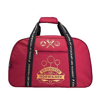 Harry Potter Gryffindor Quidditch at Hogwarts Duffle Bag