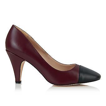 Borough Plum schoenen