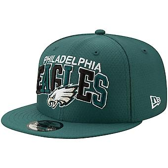 New Era Snapback Cap - Sideline 90s Home Philadelphia Eagles