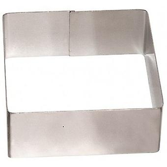 IMF Emplatadores 12X4 Cm Inox Square Inox (Kitchen , Cookware , Kitchen Gadgets)