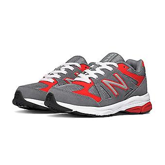 Dzieci Nowy Balans Chłopcy 888 Low Top Lace Up Running Sneaker