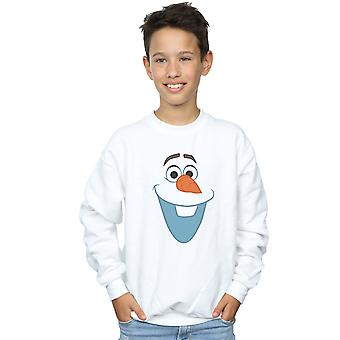 Disney Boys Frozen Olaf fjes genser