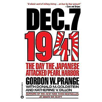 7. Dezember 1941: Der Tag, an dem die Japaner Pearla Harbor angriffen