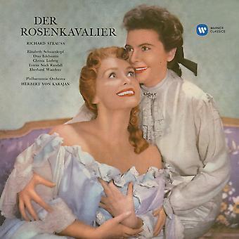 Karajan*Herbert / Schwarzkopf*Elisabeth - R.Strauss: Der Rosenkavalier [CD] USA import