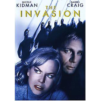 The Invasion (DVD) Thriller mit Nicole Kidman