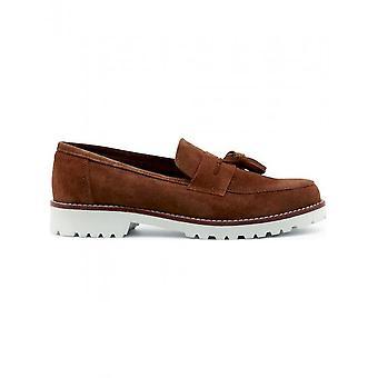Made in Italia - Schuhe - Mokassins - BRIVIDI_TABACCO - Damen - peru - 40
