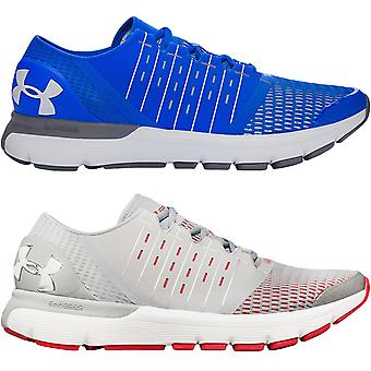 Under Armour Mens Speedform Europa Lace Up Training Sport Running Trainers Shoes