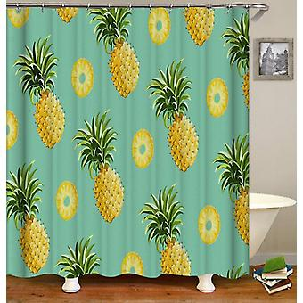 Pineapples And Pineapples Cuts 0.5 Shower Curtain