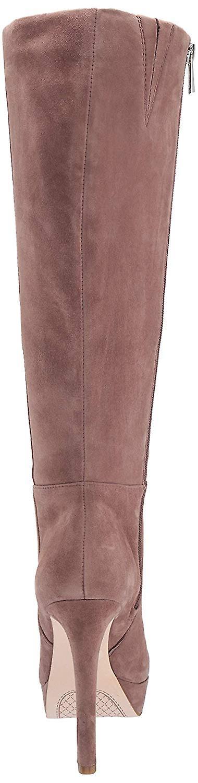 Jessica Simpson Femmes Rollin Tissu Amande Orteil Genou High Fashion Boots