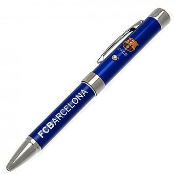 Barcelona Metal Projector Pen BL