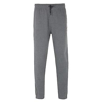 Pantalon lyle et Scott Mid Grey Marl Fleece Track