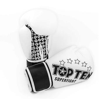 Top 10 WGP gants de boxe blanc