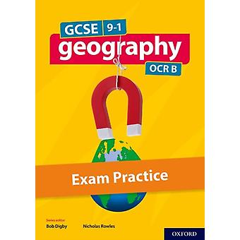 GCSE Geography OCR B Exam Practice by Digby
