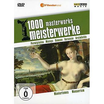 マニエリスム: 1000 【 DVD 】 アメリカの名作をインポートします。