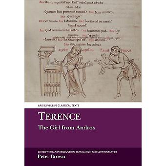 Terence The Girl from Andros by Peter Brown